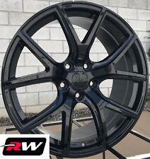 "20"" inch RW Wheels for Jeep Grand Cherokee 20x10"" Gloss Black SRT Night Rims"