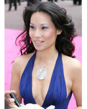 LUCY LIU BUSTY 8X10 COLOR PHOTO
