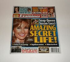 National Examiner Magazine October 10 2016 Issue Susan Lucci Lucille Ball Cover