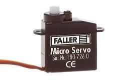 Faller 180726 Servo, Neuware.