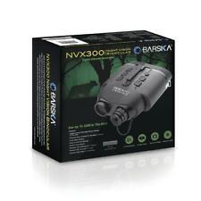 Barska Night Vision Nvx300 Infrared Illuminator Digital Binoculars Black