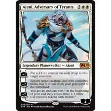 Planeswalker White Individual Magic: The Gathering Cards in English