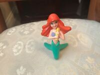 "VINTAGE DISNEY THE LITTLE MERMAID 3.5"" FIGURE VGC"