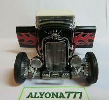 GMP 1/18 FORD 1932 HOT ROD ARDUN HEAD Vintage Deuce Series DIECAST CAR MODEL