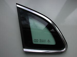 Genuine Volvo V40 2012-2013-2012012 2014 Rear Left Corner  window 31386778