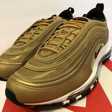 Nike Air Max 97 Zapatos Atléticos de oro para hombres | eBay