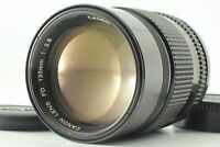 [Near MINT] CANON NEW FD NFD 135mm f2.8 MF Telephoto Lens From Japan #2012-9