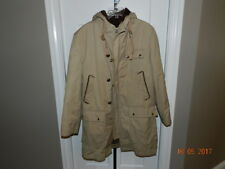 Mens Vintage Sears Roebuck Cotton Canvas Hunting Barn Duck Chore Coat Jacket 44