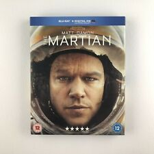 The Martian (Blu-ray, 2015) s