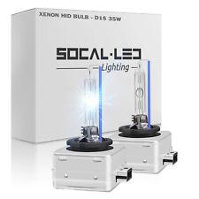 SOCAL-LED 2x D1S HID Headlight Bulb 35W OEM Factory Direct Replace for Jaguar XF