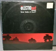 ELECTROSET - HOW DOES IT FEEL (THEME FROM TECHNO BLUES) / RESISTANCE 1992 FX203