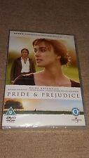 Pride & Prejudice - 2005 DVD - New