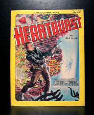 COMICS: Marvel: Heartburst GN (1984, 2nd Print) - RARE