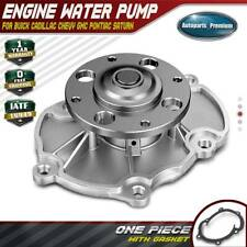 Engine Water Pump for Chevrolet Equinox Camaro Caprice Impala Malibu GMC Terrain