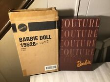 Barbie PORTRAIT IN TAFFETA Couture Collector Edition  #15528 - First in a Series