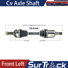 New CV Axle for Toyota 4 Runner 03 04 05 06 07 08 09 2003 2004 2005 2006 2007 2008 2009 All Front Driver and Passenger Side 4343060060 665235