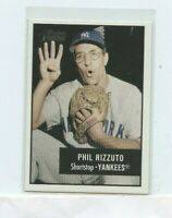 PHIL RIZZUTO 2003  Bowman Heritage #172 New York Yankees