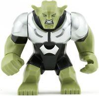 GENUINE Lego Super Heroes Green Goblin Supersize Minifigure split from 76016 Set