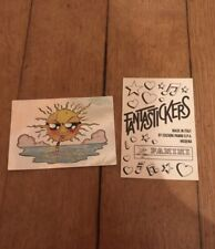 PANINI : fantastickers  1989
