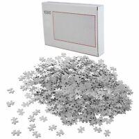 Puzzle 1000 Teile Weiß Schwer | Erwachsenenpuzzle | Premiumpuzzle Erwachsene