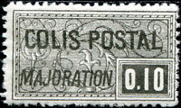 FRANCE COLIS POSTAUX N° 155 NEUF**