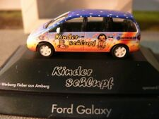 1/87 Herpa Ford Galaxy Kinder Schlupf 189323