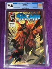 Spawn # 3 (Aug 1992) CGC 9.8 NM/M Comic Book McFarlane Cover/Story/Art