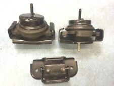 3PC MOTOR &TRANS MOUNT FOR 2007-2009 PONTIAC SOLSTICE 2.0L 2.4L FAST FREE SHIP