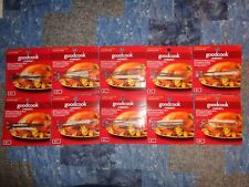 Lot of 10-8 Packs Goodcook Turkey Time Lacers Bradshaw International 80 Total