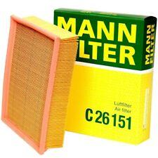 Air Filter C26151 Mann for BMW E31 32 E34 E38 E39 E52 E53 M5 X5 Z8 840Ci 740iL