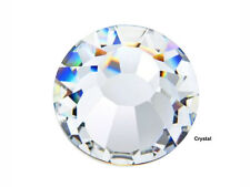 1440 PRECIOSA Genuine Czech Crystals 12ss Clear Crystal Viva Flatbacks 3mm Ss12
