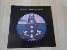 """Enigma – The Rivers Of Belief  1991 12""""     Ambient / Chill out Masterpiece"""
