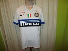 "Inter Mailand Original Nike Auswärts Triple Sieger Trikot 2009/10 ""Pirelli"" Gr.M"
