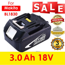 18V 3.0AH Battery For Makita BL1840 BL1830 BL1815 LXT Lithium Ion Cordless US