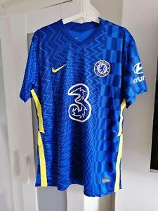 Chelsea Home 21/22 Shirt #19 Mount Size L