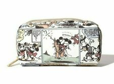 Lesportsac Japan Exclusive Mickey Mouse Disney Makeup Rectangular Cosmetic Bag