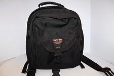 Large Camera Gear Travel Bag Backpack Laptop Padded Case Tamrac Pro 9 Black Pack