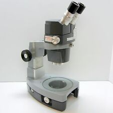 AMERICAN OPTICAL 569 Stereo Zoom Microscope, Desk Stand, 10XWF EYES 30X MAG #352