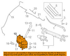 MAZDA OEM 14-18 3 Wiper Washer-Windshield Fluid-Reservoir Tank BJT667481