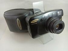 Samsung Panorama Slim Zoom 1150 Compact Camera AF 38-115mm Auto Macro /w case
