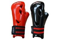 Cimac Dipped Foam Mitts Gloves Competition Semi Sparring Mitts Karate Taekwondo