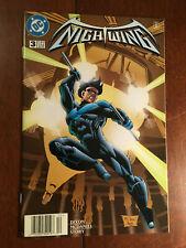NIGHTWING # 3 VF DC COMICS 1996 CHUCK DIXON SCOTT MCDANIEL NEWSSTAND EDITION