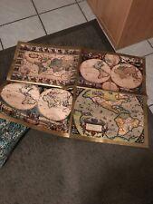 Ravensburger - Historische Weltkarten, 18000 Teile Puzzle Rarität für Profis
