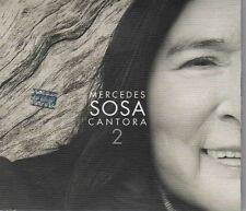 Mercedes Sosa - Cantora 2 [New CD]