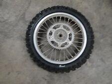 1998 98 HONDA CR250 CR 250  MOTORCYCLE BODY REAR WHEEL TIRE 110/90-19