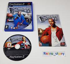 PS2 NBA Ballers PAL