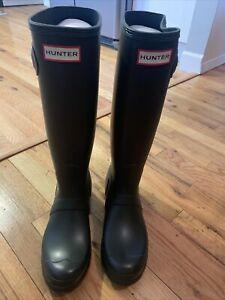 Hunter RFx Boots Size 7 New