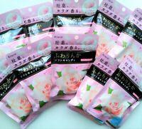10 pcs set Kracie Fuwarinka Soft Candy Beauty Rose Flavor Japan 32g