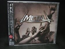 (V.A.) Metal-A Headbanger's Journey JAPAN CD Iron Maiden Accept Slayer Motorhead