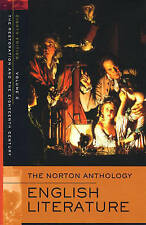 The Norton Anthology of English Literature: v. C: Restoration and the 18th Centu